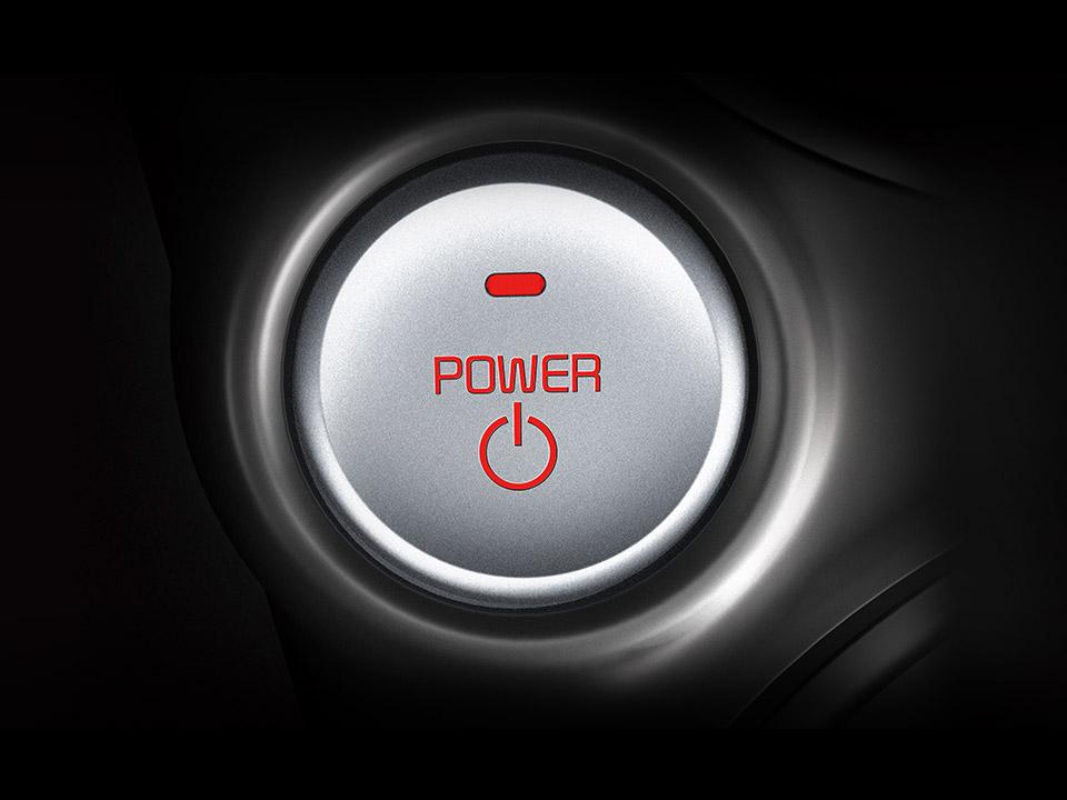 Smart key cu buton pornire motor si immobilizer